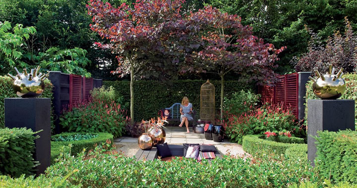 Tuintrends 2014: De golden age garden